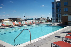 Pool access for small groups Wednesdays!